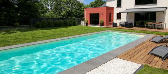 Projets de construction et d'installation de piscine